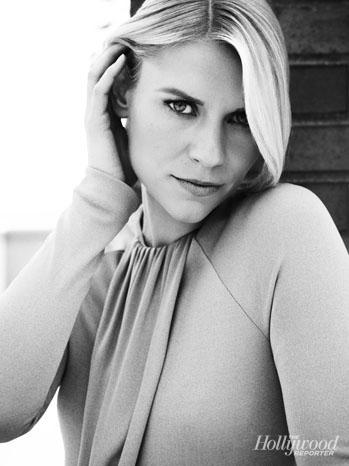 'Homeland' star Claire Danes (photo: THR)