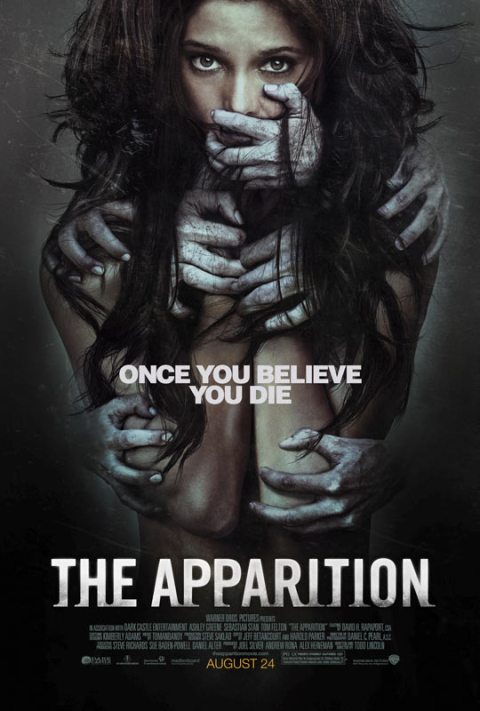 The Apparition co-stars Winston-Salem native Julianna Guill