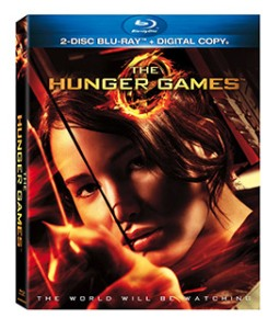 'The Hunger Games' on Blu-ray