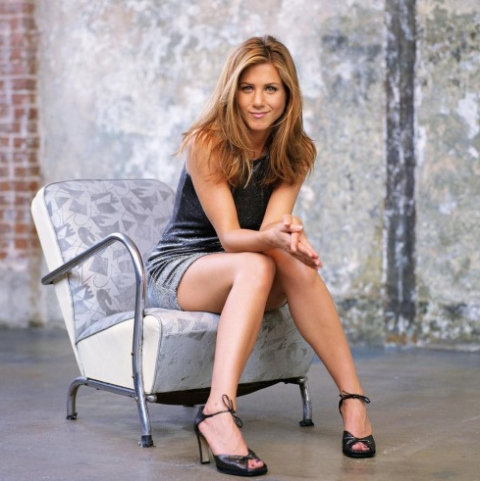 Jennifer Aniston stars in 'We're the Millers', filming in Wilmington, NC this summer.