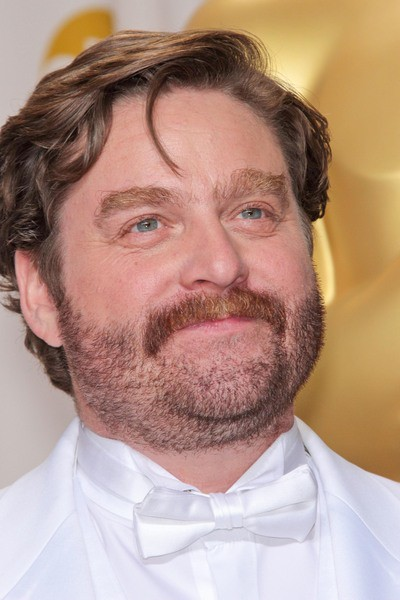 Zach Galifianakis of Wilksboro, NC