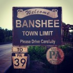 Charlotte, NC doubles as Banshee, PA in the new Cinemax series 'Banshee'. (photo: Greg Yaitanes Twitter)