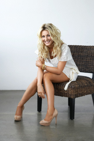 Julianne Hough stars in 'Safe Haven'.