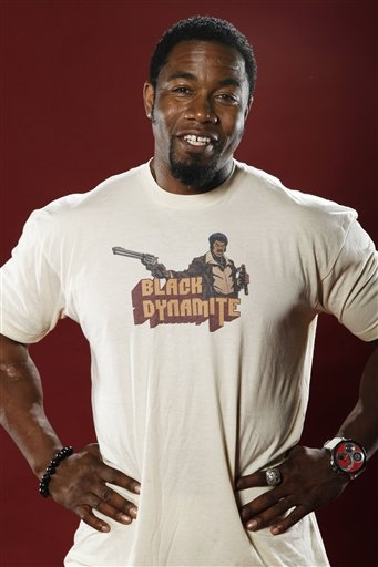 Michael Jai White ('The Dark Knight', 'Spawn', 'Black Dynamite') stars in 'Sombody's Child', filmed in Wilmington, NC.
