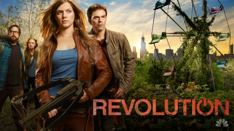 NBC's 'Revolution' is currently filming in Wilmington, NC.