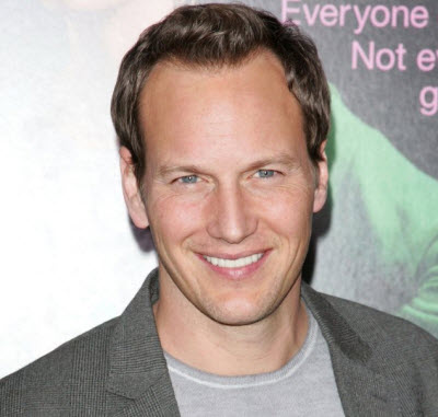 Patrick Wilson stars in 'The Conjuring', filmed in Wilmington, NC.