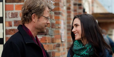 Greg Kinnear and Jennifer Connelly star in 'Writers'.
