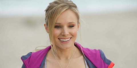 .Kristen Bell stars in 'Stuck in Love' (formerly 'Writers'), filmed in Wrightsville Beach, NC.