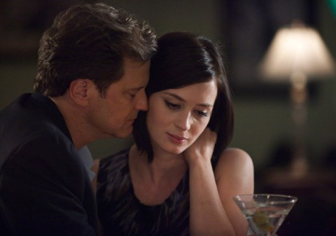 Colin Firth and Emily Blunt star in 'Arthur Newman', filmed in Wilmington, NC in 2011.