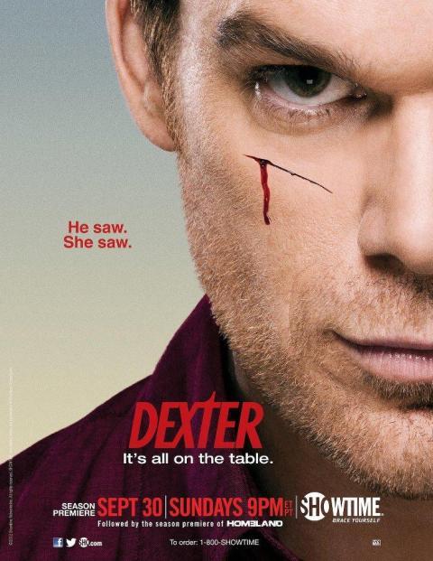 'Dexter' Season 7 poster