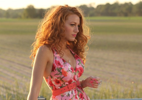 Blake Lively co-stars in 'Hick'.