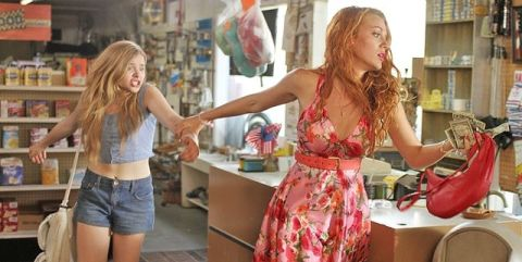 Chole Grace Moretz and Blake Lively star in 'Hick'.