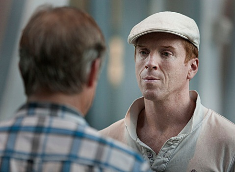 Damian Lewis stars in 'Homeland'.