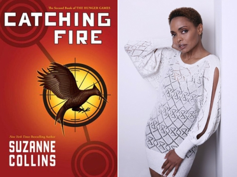 "Maria Howell joins the cast of 'The Hunger Games: Catching Fire' as ""Seeder""."