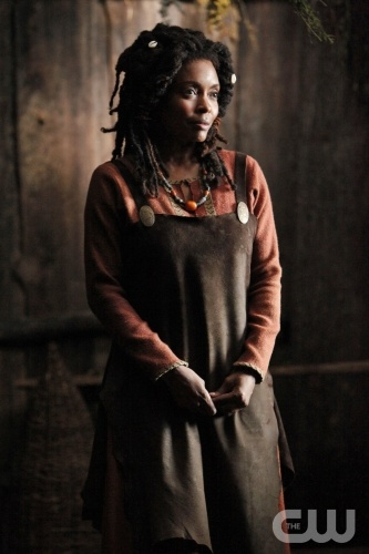 Maria Howell played Ayana on 'The Vampire Diaries'.