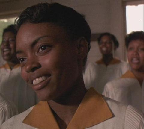 Maria Howell made her film debut in Steven Spielberg's 'The Color Purple' (1985), filmed in NC.