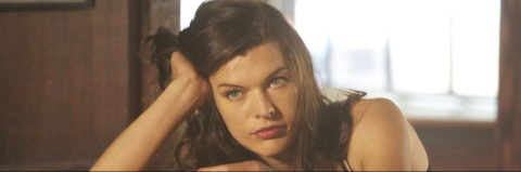 Milla Jovovich stars in 'Stone', written by Winston-Salem, NC's Angus MacLachlin.