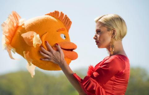 Kinston, NC native Jaime Pressly stars in 'The Oogieloves in the Big Balloon Adventure'.