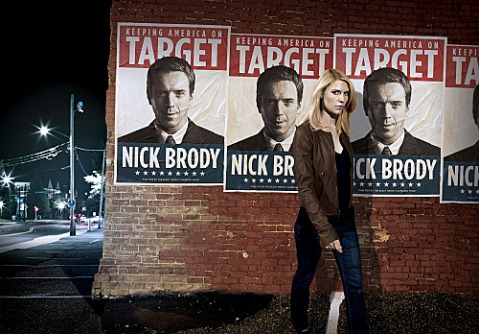 Claire Danes as Carrie Mathison in 'Homeland' Season 2. (Photo: Courtesy of Showtime)