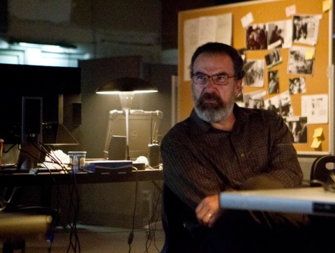 Mandy Patinkin stars in 'Homeland' Season 2, episode 4. (photo: Showtime)