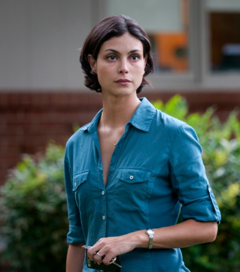 Morena Baccarin as Jessica Brody in 'Homeland' in Season 2, Episode 5. (photo: Kent Smith/Showtime).