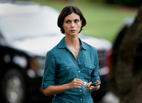 Episode 205 - Morena Baccarin (photo: Showtime)