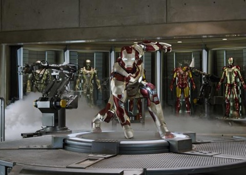 Filmed in Wilmington, NC, Marvel's 'Iron Man 3' lands in theaters on May 3, 2013.