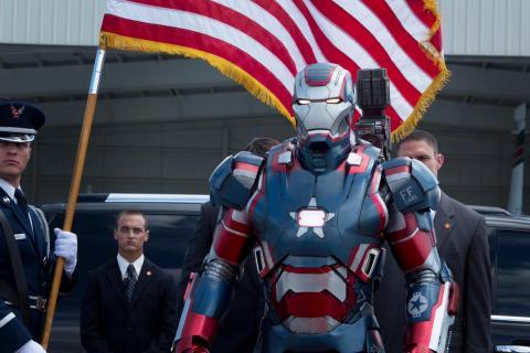 Iron Man 3 - photo 02
