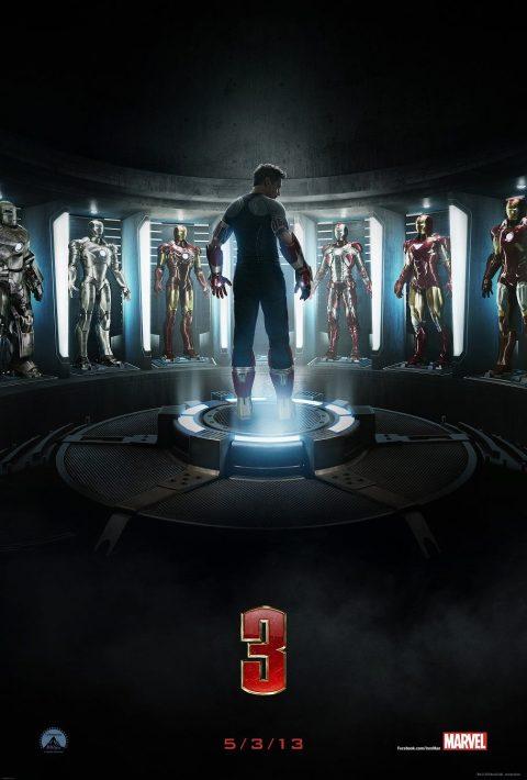 Iron Man 3 - teaser poster