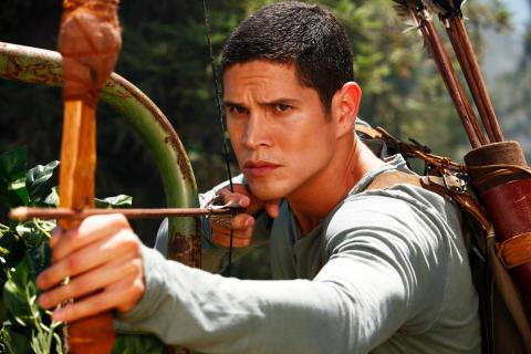 JD Pardo stars on NBC's 'Revolution', filmed in Wilmington, NC.