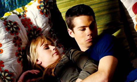 'The First Time' stars NC native Britt Robertson and Dylan O'Brien.