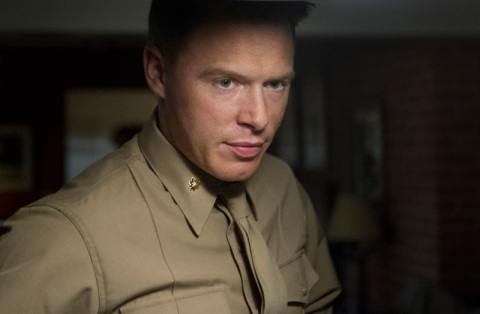 Diego Klattenhoff as Mike Faber in Homeland Season 2, Episode 6. (photo: Kent Smith/Showtime)