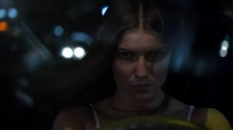 Ivana Milicevic stars in 'Banshee', filmed in Charlotte, NC.