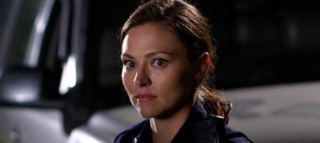 Southport, NC resident Trieste Kelly Dunn stars in 'Banshee'.