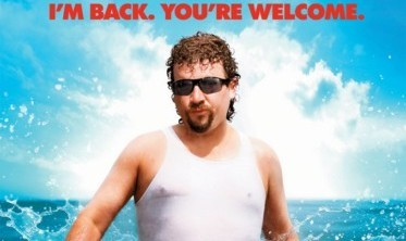 Danny McBride is Kenny Powers in 'Eastbound and Down'.