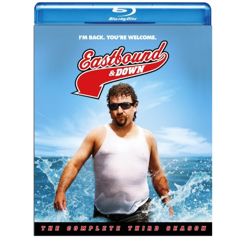 Eastbound and Down - Season 3 Blu-ray