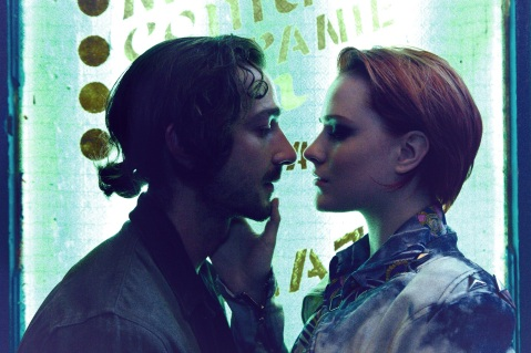Shia LaBeouf and Raleigh, NC native Evan Rachel Wood star in 'The Necessary Death of Charlie Countryman'.