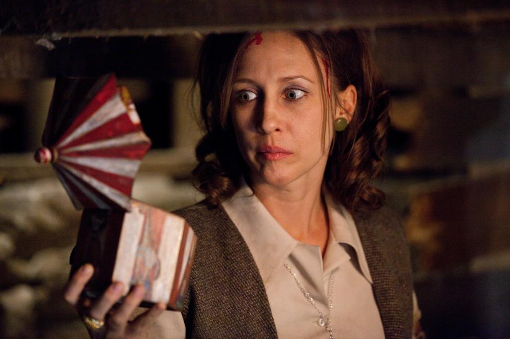 Vera Farmiga stars as Lorraine Warren in New Line Cinema's supernatural thriller 'The Conjuring', flmed in Wilmington, NC.
