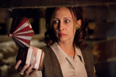 Vera Farmiga stars as Lorraine Warren in New Line Cinema's supernatural thriller 'The Conjuring', flmed in Wilmington, NC.