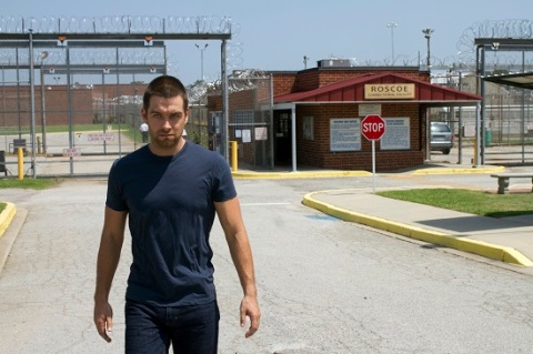 Antony Starr is the new Sheriff in town in 'Banshee'.