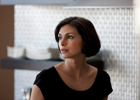 Morena Baccarin is Jessica Brody in 'Homeland'. (photo:  Kent Smith / Showtime)