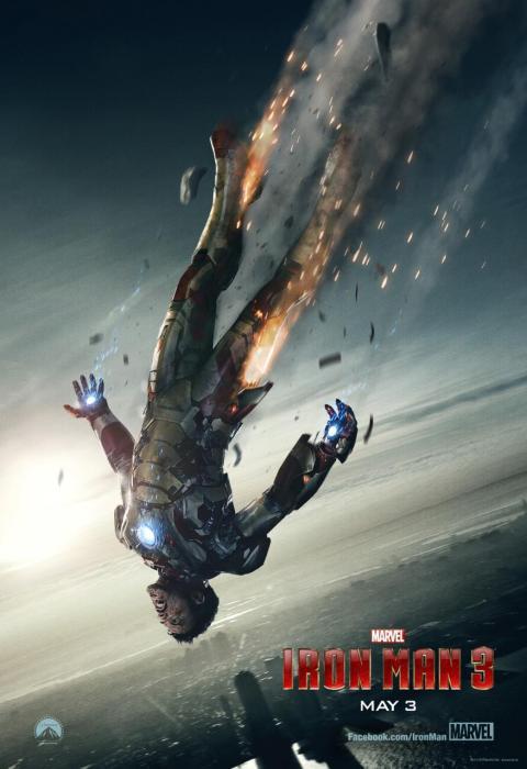 Iron Man 3 - poster 2