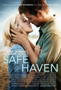 Safe Haven - official poster