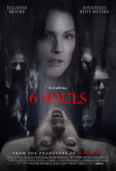 6 Souls - poster
