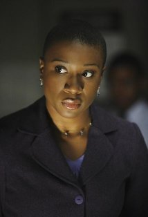 Aisha Hinds is going 'Under the Dome' in Wilmington, NC.