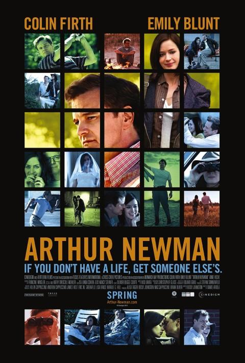 Arthur Newman - official poster