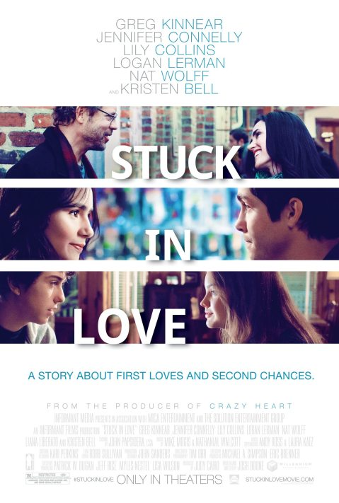 Stuck in Love - poster