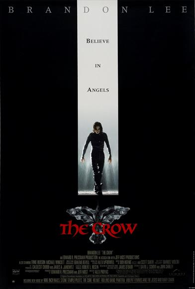 The Crow - poster