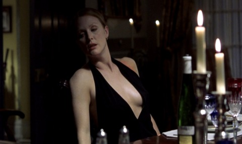 Fayetteville, NC native Julianne Moore is Clarice Starling in 'Hannibal'.