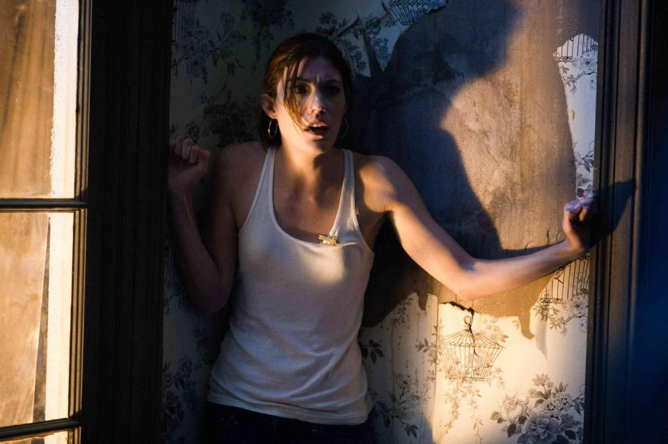 Jennifer Carpenter stars in 'Where the Devil Hides', filmed in North Carolina.